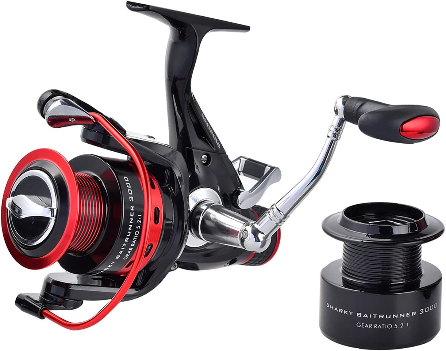KastKing Sharky Baitfeeder III 3000 Spinning Fishing Reel Match Feeder Reel