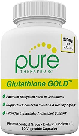 S-Acetyl Glutathione Gold - 60 DRcaps