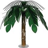 Jungle Palm Cascade Centerpiece Party Accessory (1 count) (1/Pkg)