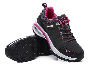 De Mujer Para Dandanjie Antideslizante Montaña Deportivos Zapatos qxB14TE