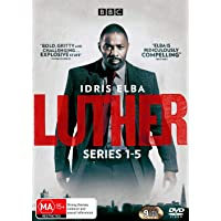 Luther: Series 1-5 [9 Disc] (DVD)