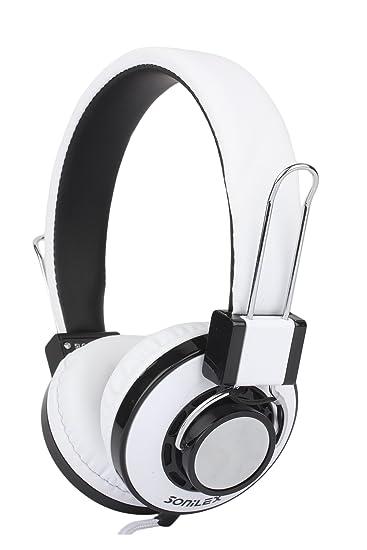 Sonilex 3D Headphones  SLG 1003HP  Over Ear Headphones