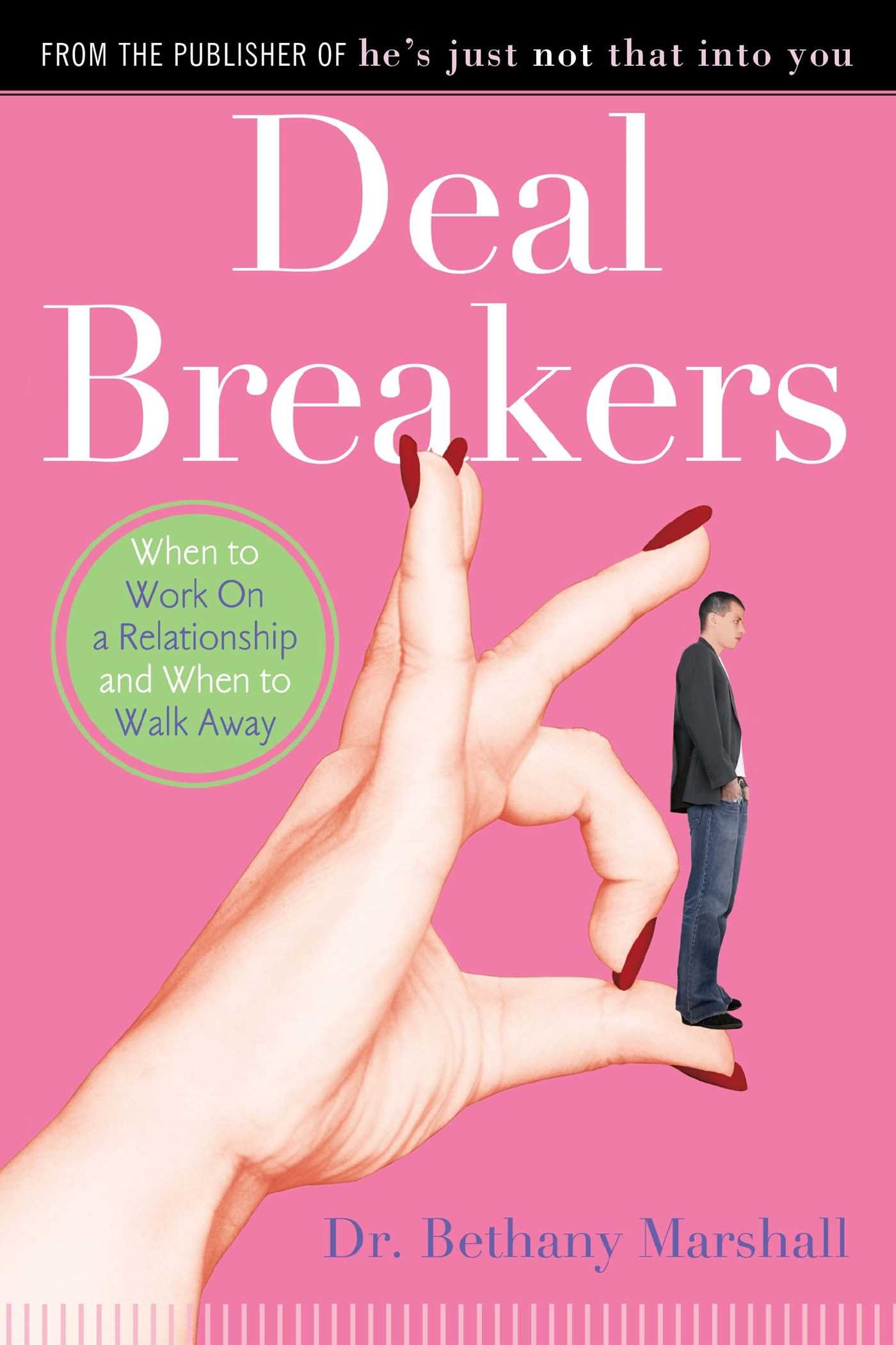 Download Deal Breakers: When to Work On a Relationship and When to Walk Away pdf