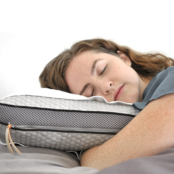 Sleep Angel Kussen.Amazon Com Urban Bloom Domus Pillow Designed In Cooling Supportive
