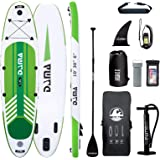 DAMA Youth 10' Inflatable Sup Stand Up Paddle Board, Drop Stitch, Youth Board, Premium Board Accessories, Floating Paddle, Si