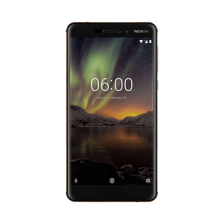 Nokia 6.1 TA-1043 Dual SIM - 32GB, 3GB RAM