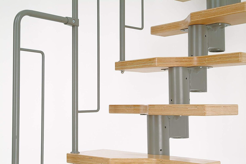Dolle Graz Modular Escaleras – Stairway Kit 12 peldaños 95
