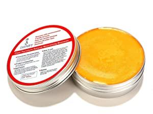 Beeswax Furniture Polish, Wood Polish, Mineral Oil For Cutting Board, Restore & Condition All Kinds Wood Surfaces(100)