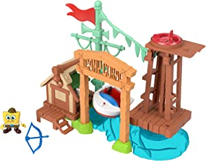 Fisher-Price Imaginext SpongeBob Camp Coral Playset