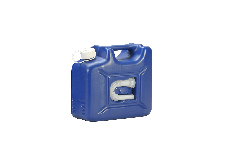 Accessoires Blancs h/ünersdorff GmbH 801500 AdBlue-Can 10 L Bleu fonc/é HDPE