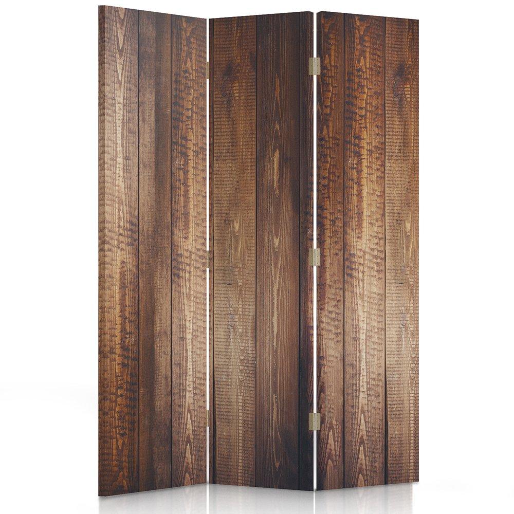 Aktiv Foto-paravent Raumteiler Spanische Wand 110x180 Einseitig 3-teilig B Trennwände & Paravents Kleinmöbel & Accessoires
