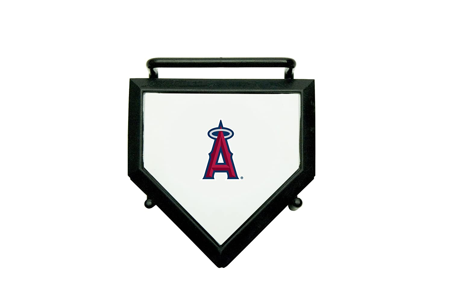 MLB Team Home Plate 4-pack Coaster Set