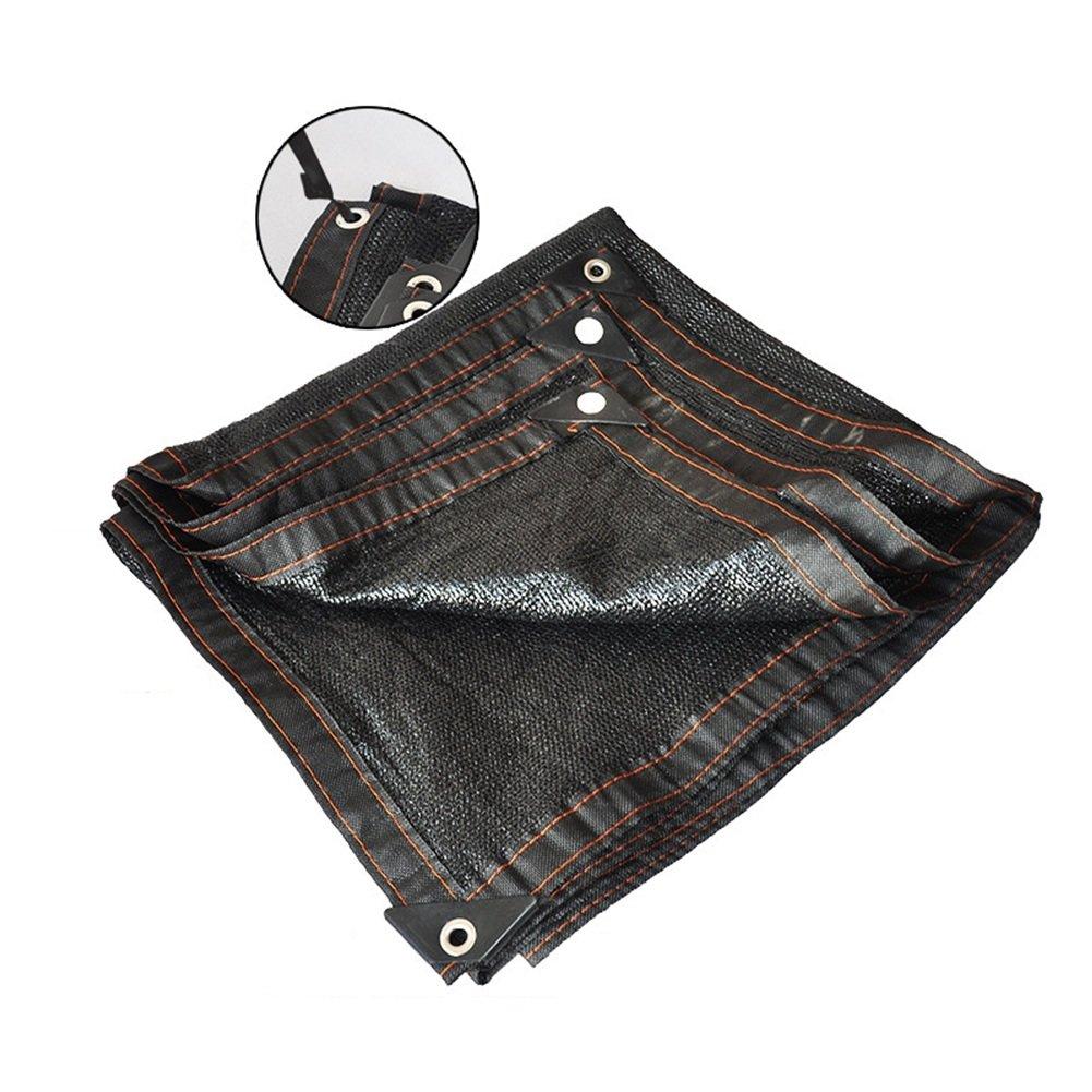 DYFYMXOutdoor Ausrüstung Ausrüstung Ausrüstung Verdunkelungsplane, Sonnenschutz Sonnenschutzverschlüsselung Netz Auto Schuppen Isolierung Netz Faltbare Anti-Aging, schwarz @ B07K5NQP7C Tunnelzelte Schöne Farbe 2bbf11