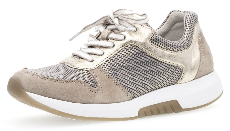 Gabor 86.966-26 - Zapatos de Cordones Para Mujer 39 EU|puder/leinen