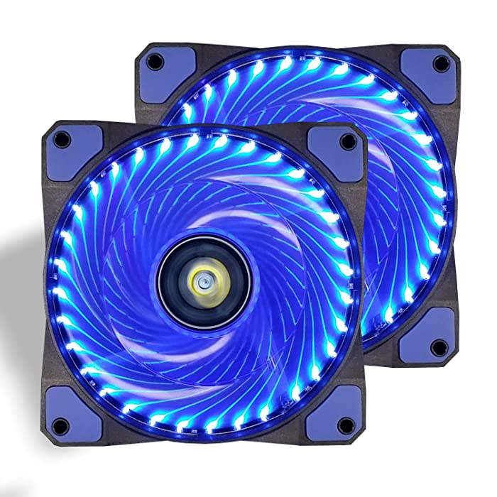 Top 9 120 Mm Cooling Fan With Blue Leds