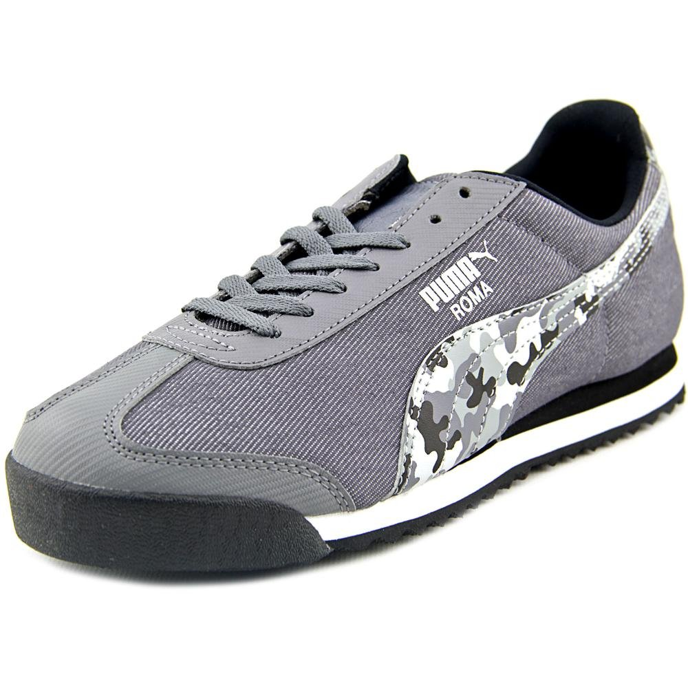 f0b8c27e9af7 Amazon.com | PUMA Kids Roma Denim Camo Jr Sneakers | Sneakers