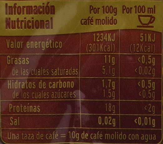 Café FORTALEZA - Café en Grano Mezcla 70/30 - 1 kg: Amazon.es: Alimentación y bebidas