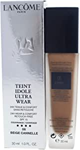 Lancome Teint Idole Ultra Wear Foundation Spf 15-06 Beige Cannelle By Lancome for Women - 1 Oz Foundation, 1 Oz