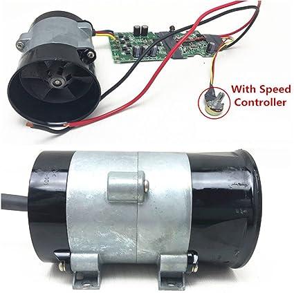 Amazon.com: FidgetGear 12V 16.5A Car Auto Electric Turbine Power Turbo Charger Tan Boost Air Intake Fan: Automotive
