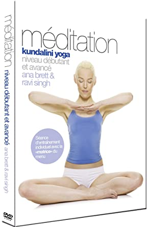 Kundalini Yoga - Méditation [DVD]: Amazon.es: Ana Brett ...