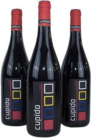 CUPIDO BOBAL- Vino tinto 75cl. Añada 2017 D.O.Manchuela
