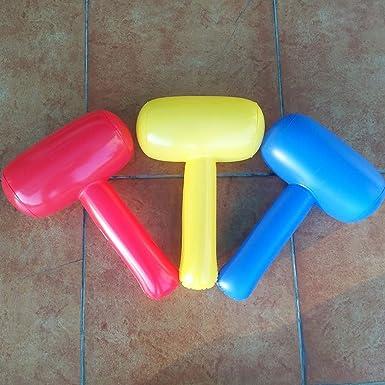 Amazon.com: Binory - Malla hinchable para piscina, juguetes ...