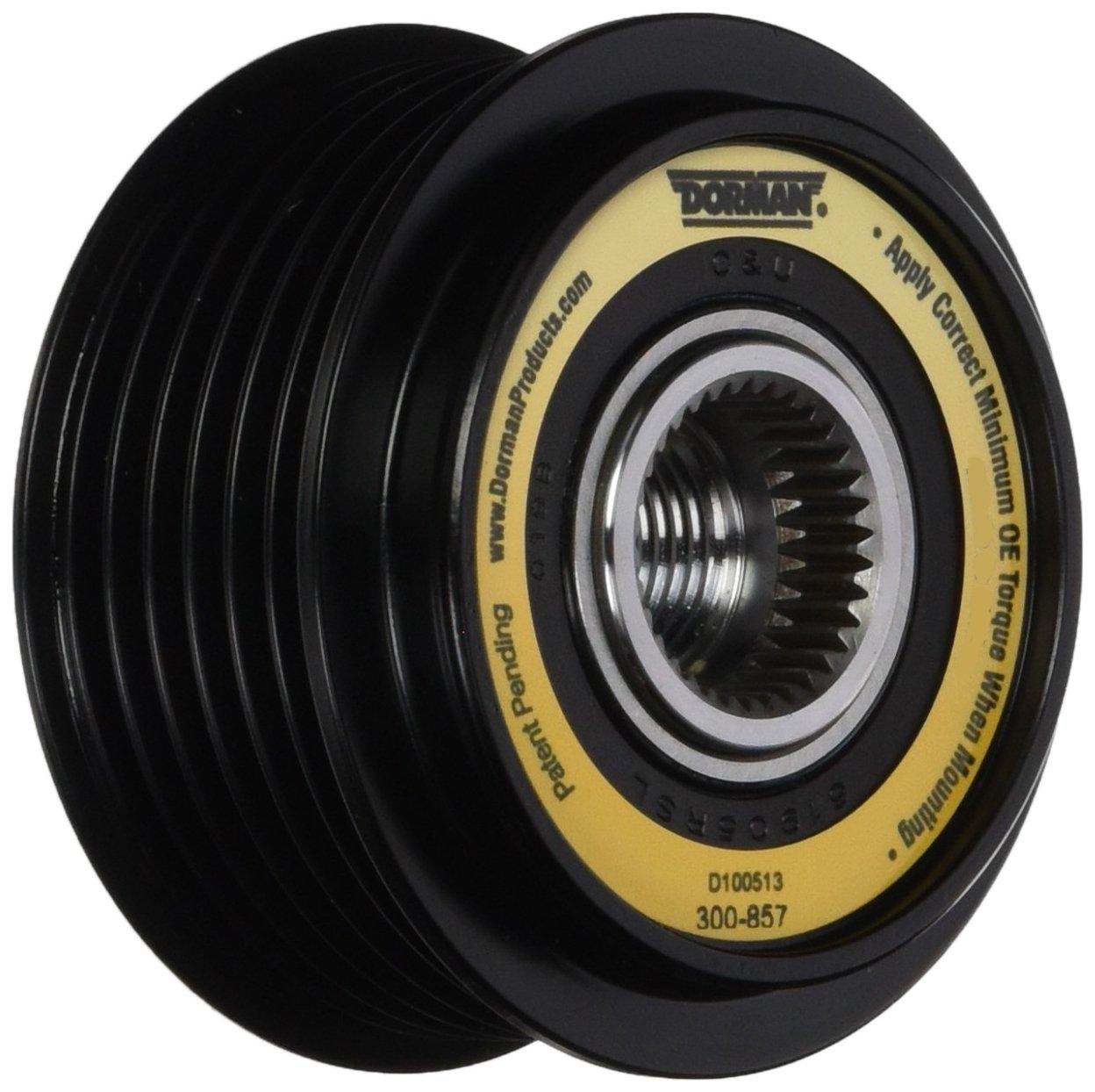 Dorman 300-857 Alternator Pulley Dorman - OE Solutions