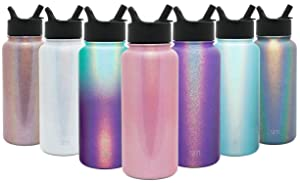 Simple Modern Summit Water Bottle with Straw Lid