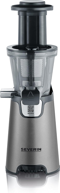 SEVIR ES 3571 Exprimidor a baja velocidad incluye accesorio para ...