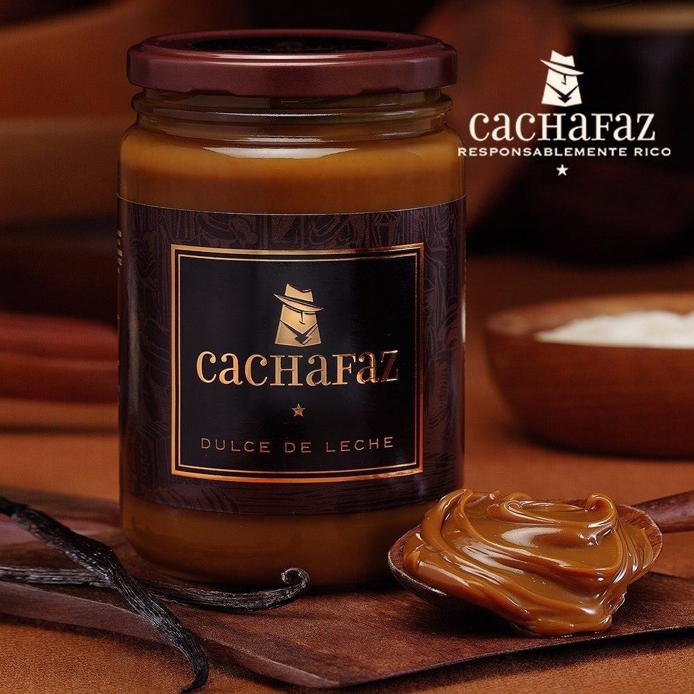 Amazon.com : Cachafaz Dulce de Leche-Milk Caramel Gluten Free - Jar 450gr/16oz : Grocery & Gourmet Food