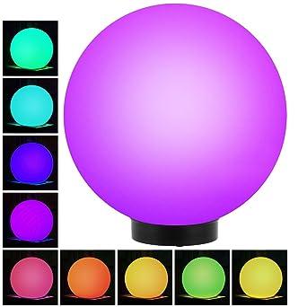 Green Blue gb165 außenso larl AMPE Boule solaire lampe solaire LED ...