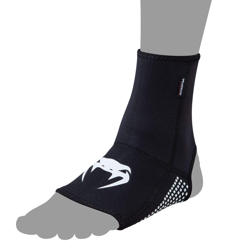 Venum Kontact Evo Foot Grip Black Protection MMA Kickboxing Grappling Jiu Jitsu