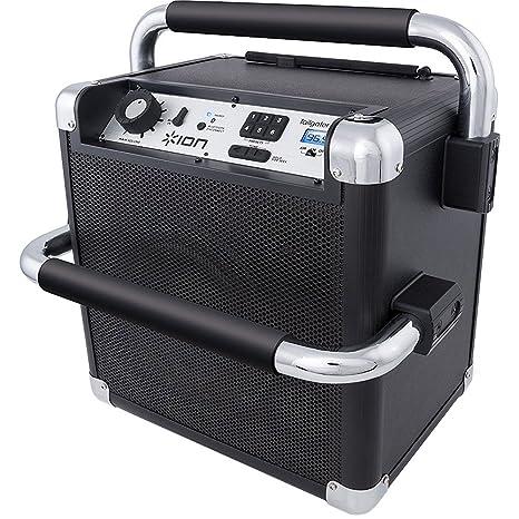 Review ION Audio Job Rocker