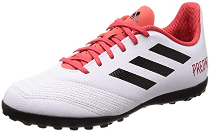 ... italy adidas predator 18.4 turf football boots youth white black real  coral d53d4 be223 discount code for buy ... 62ebc7abe