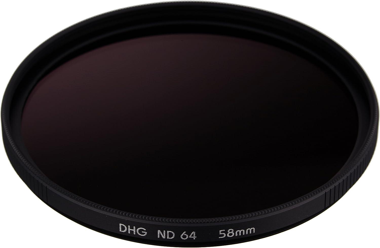 Marumi Dhg Filtro de densidad neutra ND64 58mm-DHG58ND64