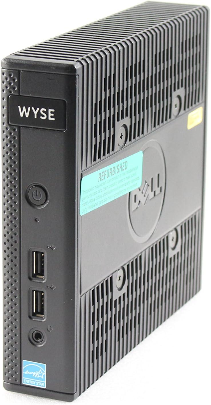 Dell Wyse Dx0Q 5020 Quad Core AMD GX-145GA 1.50GHz 4GB DDR3 SDRAM 16GB SSD 6 USB Ports Ethernet-RJ45 OS Windows 7 (BZB0_0895) Thin Client