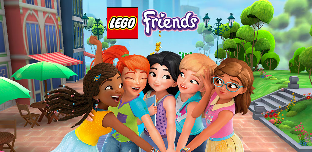 Amazon Com Lego 174 Friends Heartlake Rush Appstore For Android