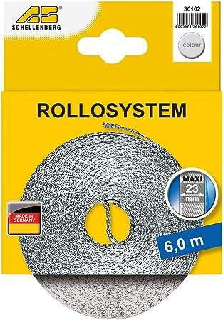Schellenberg Maxi Roller Shutter Strap Gold