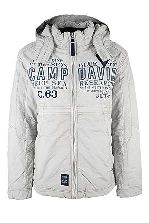beste Qualität für klar und unverwechselbar Genieße den niedrigsten Preis Camp David CCB-5555-2779 Herren Jacke Kapuzenjacke ...