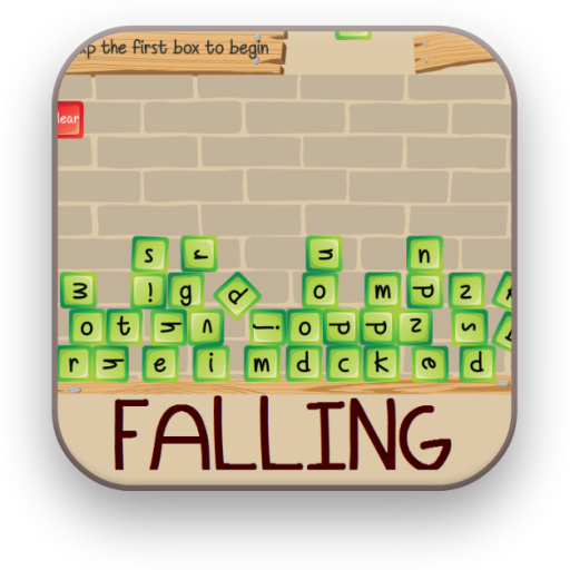 Falling Bookworm Word Search (Free Bookworm Game)