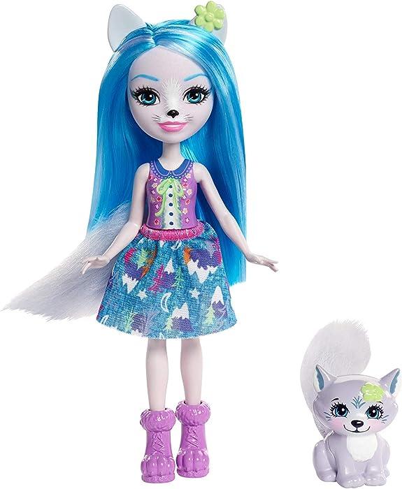 Top 10 Enchantimals  Garden Magic Doll Set  Multicolor