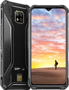 Móvil Libres Todoterreno, DOOGEE S95 Pro Smartphone Libre Resistente 8GB+256GB Helio P90, 4G Teléfono 5150mAh, Cámaras Triples 48MP+8MP+8MP+16MP, 6.3 Inch FHD+ IP68 IP69K Impermeable, NFC: Amazon.es: Electrónica