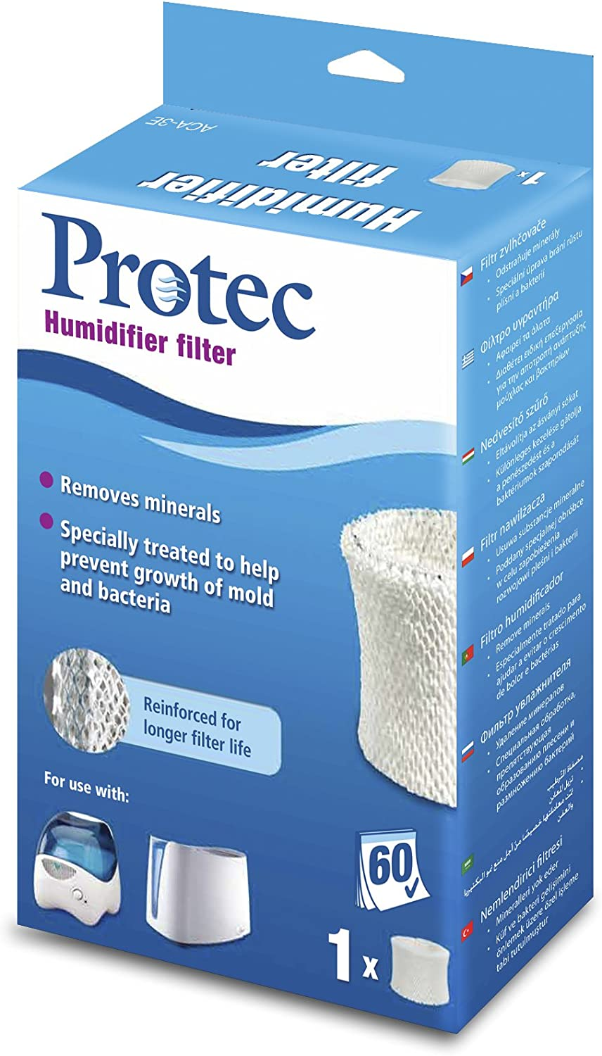 Packaging May Protec Extended Life Humidifier Wicking Filter Cartridge  PWF2