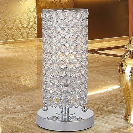 Hines love Chandelier Lámpara de Mesa de Cristal, lámpara de ...