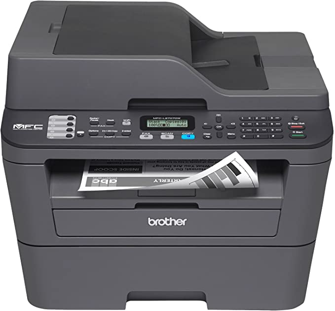 Amazon.com: Brother MFC-L2707DW impresora láser todo ...