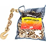 Forney 70398 Binder Chain, 3/8-Inch by 14-Feet