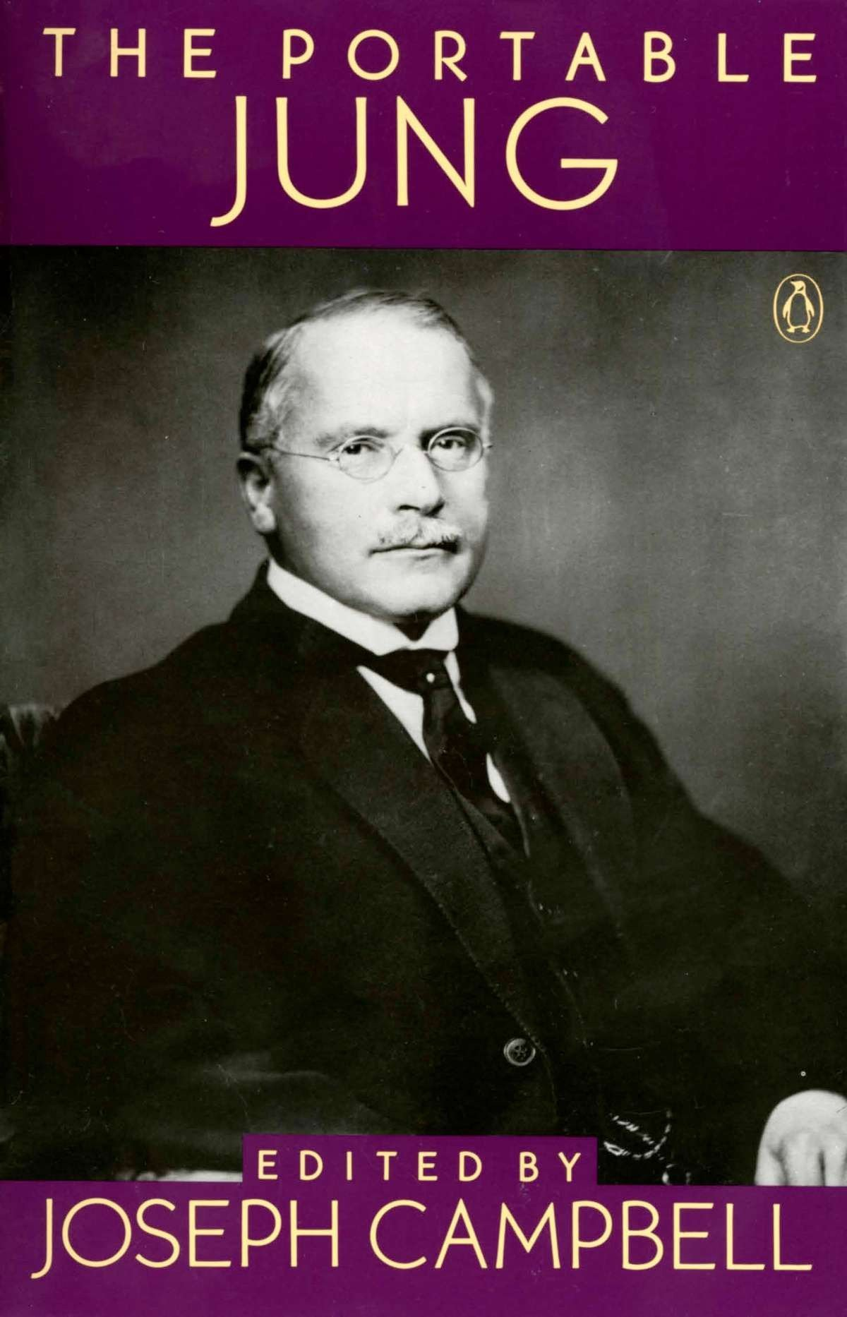 The Portable Jung (Portable Library)