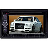 "Kenwood DDX-271 6.1"" In-Dash 2-DIN Touchscreen CD/DVD/MP3 Car Stereo Receiver"