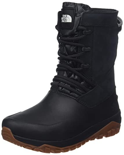 3775a25e5700 THE NORTH FACE Women s s Yukiona Mid High Boots  Amazon.co.uk  Shoes ...