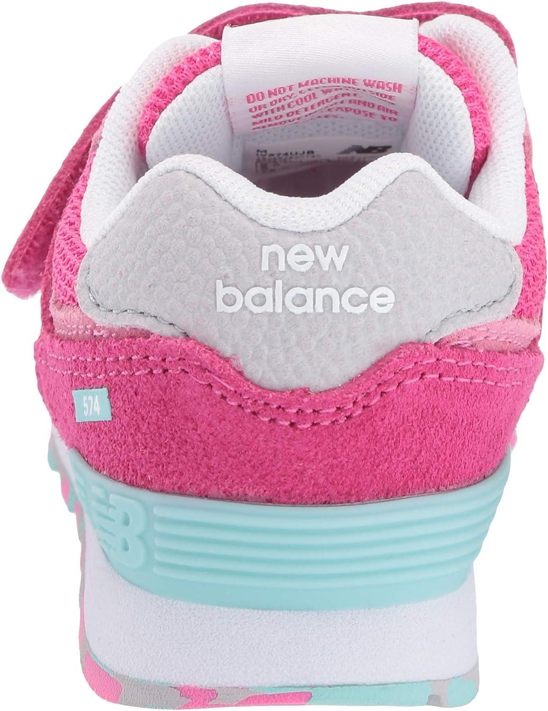 Scarpe per bambine e ragazze New Balance 574 Formatori Bambina ...